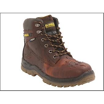 DEWALT Titanium S3 Safety Tan Boots UK 11 Euro 46