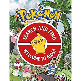 The Official Pokemon Search and Find - Welcome to Alola by Pokemon - 9