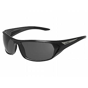 Bolle Blacktail Sunglasses (Polarized TNS Oleo AF Lens Shiny Black/Black Frame)
