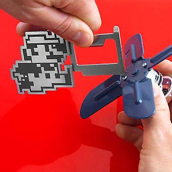 Super Mario Bros. Collector es Edition Multi-Tool Keychain