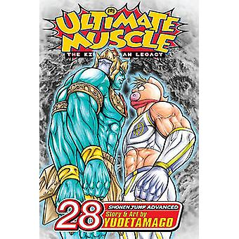 Ultimate Muscle - Volume 28 - The Kinnikuman Legacy by Yudetamago - Yu