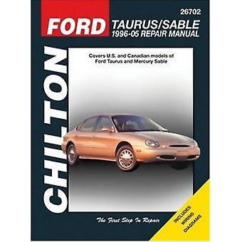 Ford Taurus/Sable (96 - 05) by Eric Michael Mihalyi - Ken Layne - 978