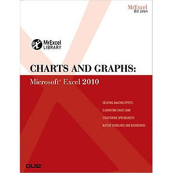 Charts and Graphs - Microsoft Excel 2010 by Bill Jelen - 9780789743121