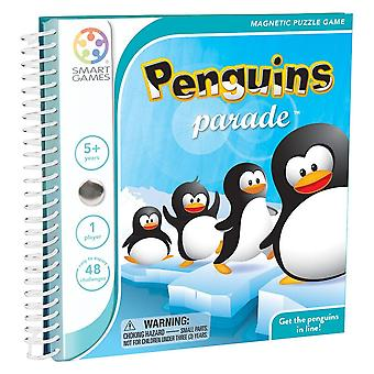 Smart games Penguins Parade magnetische puzzel spel