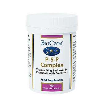 BioCare P-5-P komplexa Vegicaps 60 (23560)