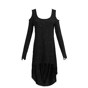 Punk rave - robe de sérénité - robe noire pour femmes