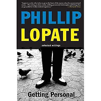 Getting Personal: Selected Writings