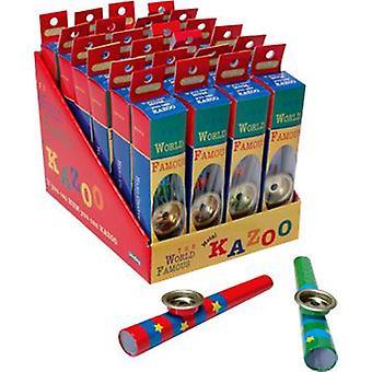 Schylling Musique Schylling: Kazoo L13cm, Asstd. Couleurs