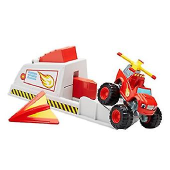 Fisher-Price Blaze Turbo bærerakett