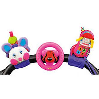 K's Kids Happy Trio Rosa (Toys , Preschool , Babies , Early Childhood Toys)