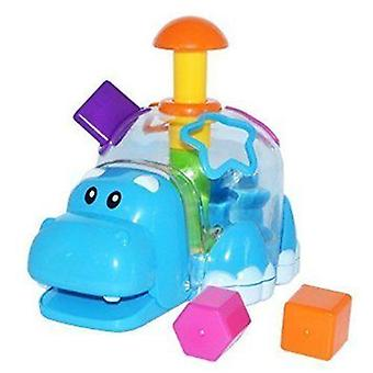 WinFun nestable hippo (Toys , Preschool , Puzzles And Blocs)