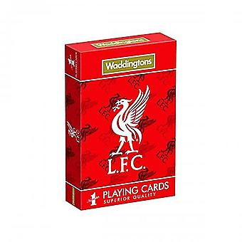 Liverpool FC set of 52 playing cards    (tfs)