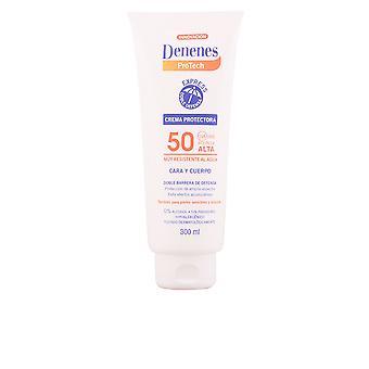 DENENES SOL PROTECH crema cara & cuerpo SPF50