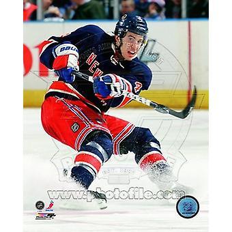 Michael Del Zotto 2011-12 Action Sports Photo