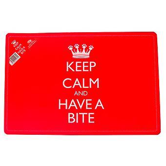 Keep Calm Feeding Placemat