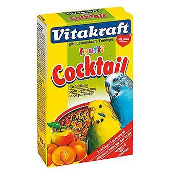 Periquito de Vitakraft Cóctel de frutas 200g (paquete de 12)