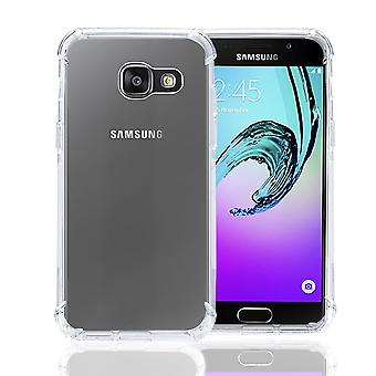 32nd hård Gel tilfældet for Samsung Galaxy A3 (2017) - klart