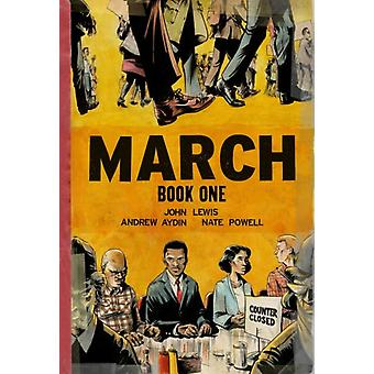 March: Book One (Paperback) by Lewis John Aydin Andrew