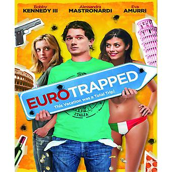Eurotrapped [Blu-ray] USA import