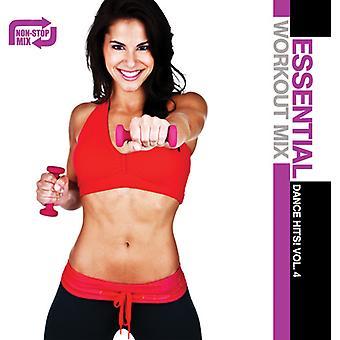 Essential Training Mix: Dance-Hits 4 - Essential Training Mix: Dance Hits 4 [CD] USA Import