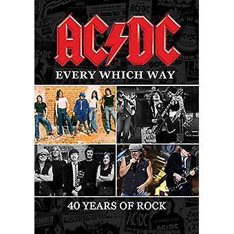 AC/DC - alle hvilket måde [DVD] USA importerer
