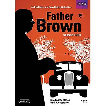 Pater Brown: Saison vier [DVD] USA import