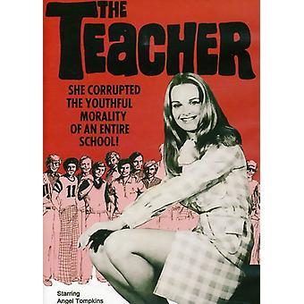Lärare [DVD] USA import