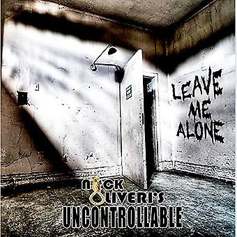 Nick Oliveri - Uncontrollable/Leave Me Alone [CD] USA import