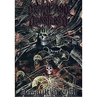 Trukket & Quartered - angreb af Evil [DVD] USA import