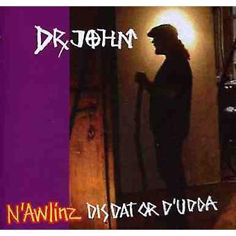 Dr. John - N'Awlinz: Dis Dat of D'Udda [CD] USA import