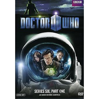 Doctor Who - Doctor Who: Säsong sex del 1 [DVD] USA import