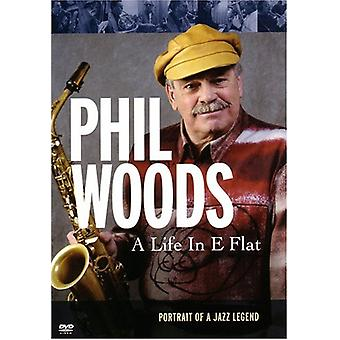 Phil Woods - Phil Woods: A Life in E Flat [DVD] USA import