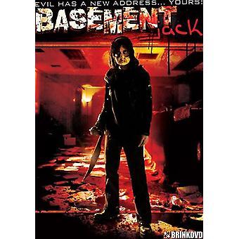 Michael Shelton - kælderen Jack [DVD] USA import