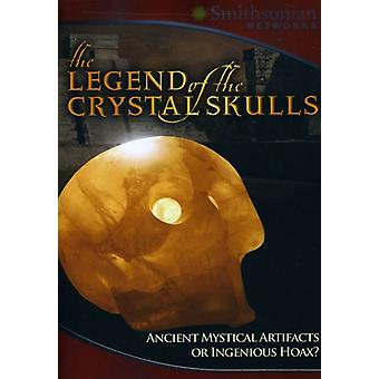 Crystal Skull [DVD] USA importerer