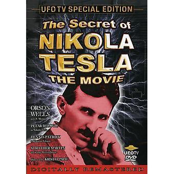 Hemmeligheden bag Nikola Tesla [DVD] USA importerer