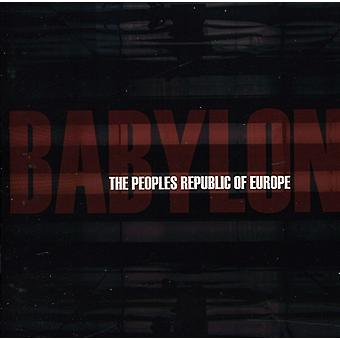 Folks Republik Europa - Babylon [CD] USA import