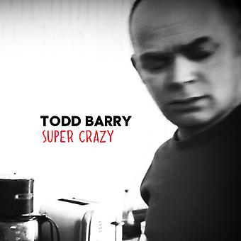 Todd Barry - Super skøre [CD] USA import