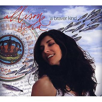 Allison Scola - modigere type [DVD] USA import