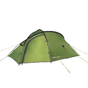 Grøn Berghaus Cairngorm 3 mands telt