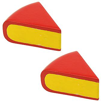 Bigjigs Toys Edam (Pack of 2)