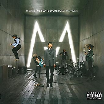 Maroon 5 - It Won't Be Soon Before Long [Vinyl] USA import