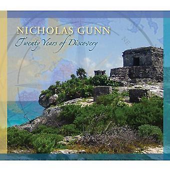 Nicholas Gunn - tyve år af Discovery [CD] USA import