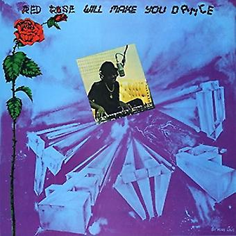 Anthony Red Rose - rød Rose vil gøre dig dans [CD] USA import