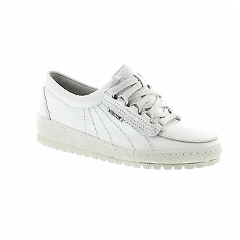 Mephisto Lady - White Sandycalf Leather Womens Shoes