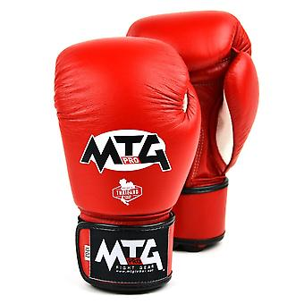 MTG Pro Red Boxing Gloves