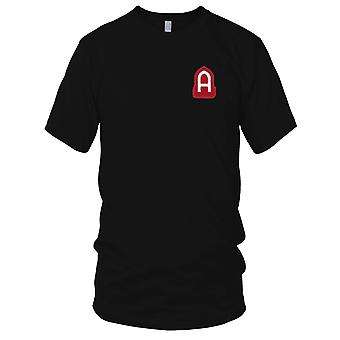 US Army - 14th Fictional Field Army Embroidered Patch - WWII Kids T Shirt
