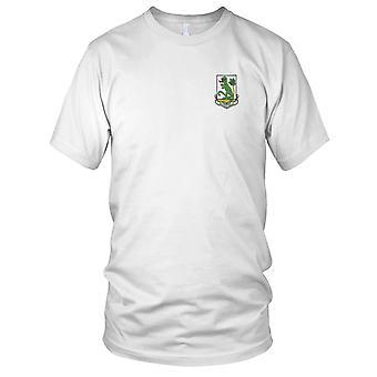 US Armee - 36. Panzerbataillon gestickt Patch - Damen T Shirt