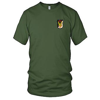 CCN Recon Team BUSHMASTER - US Army MACV-SOG Special Forces - Vietnam War Embroidered Patch - Kids T Shirt