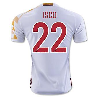 2016-2017 Spain Adidas Away Shirt (Isco 22) 8737810e12