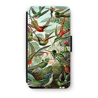 Huawei P9 Flip Case - Haeckel Trochilidae